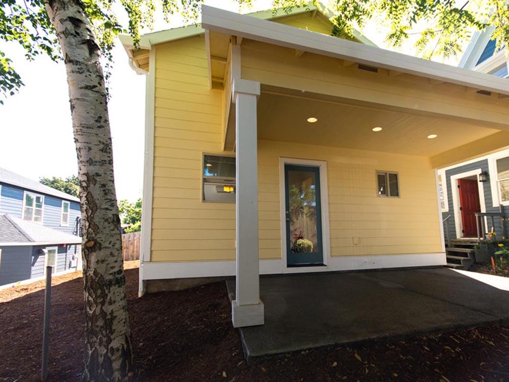 Portland micro house adu builders.