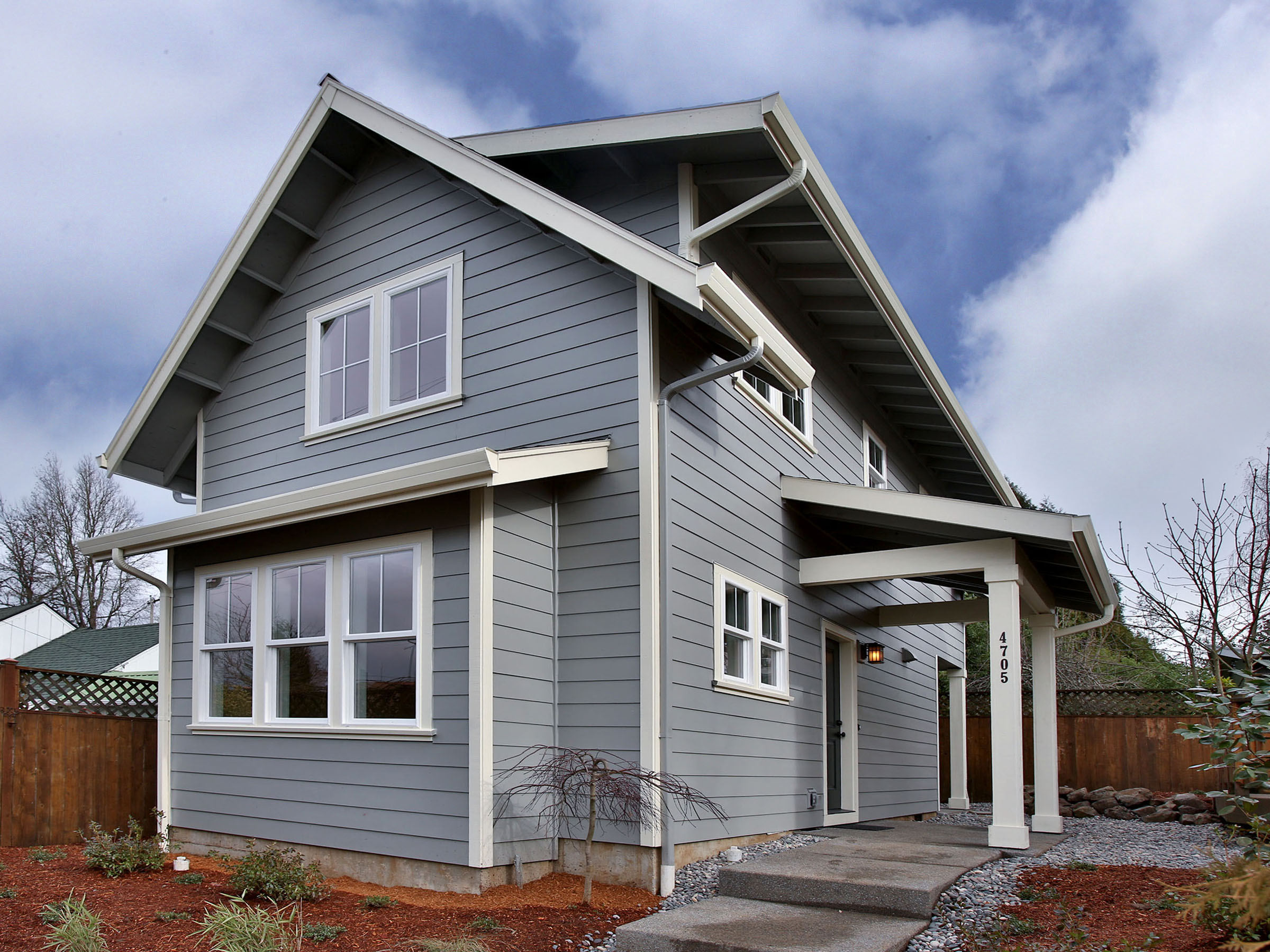 Specialized ADU micro home Portland construction