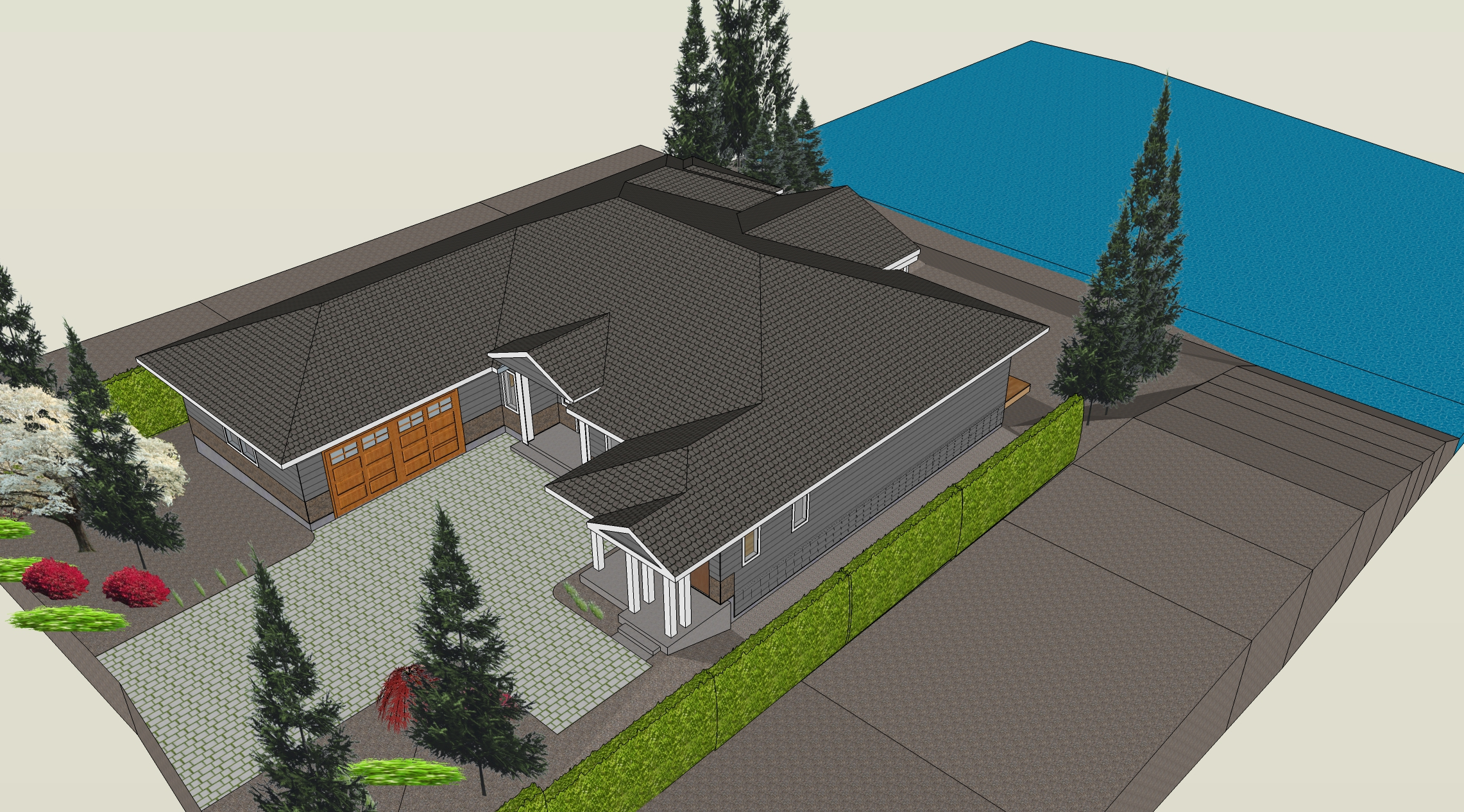 Portland custom home builders - The Powell Group